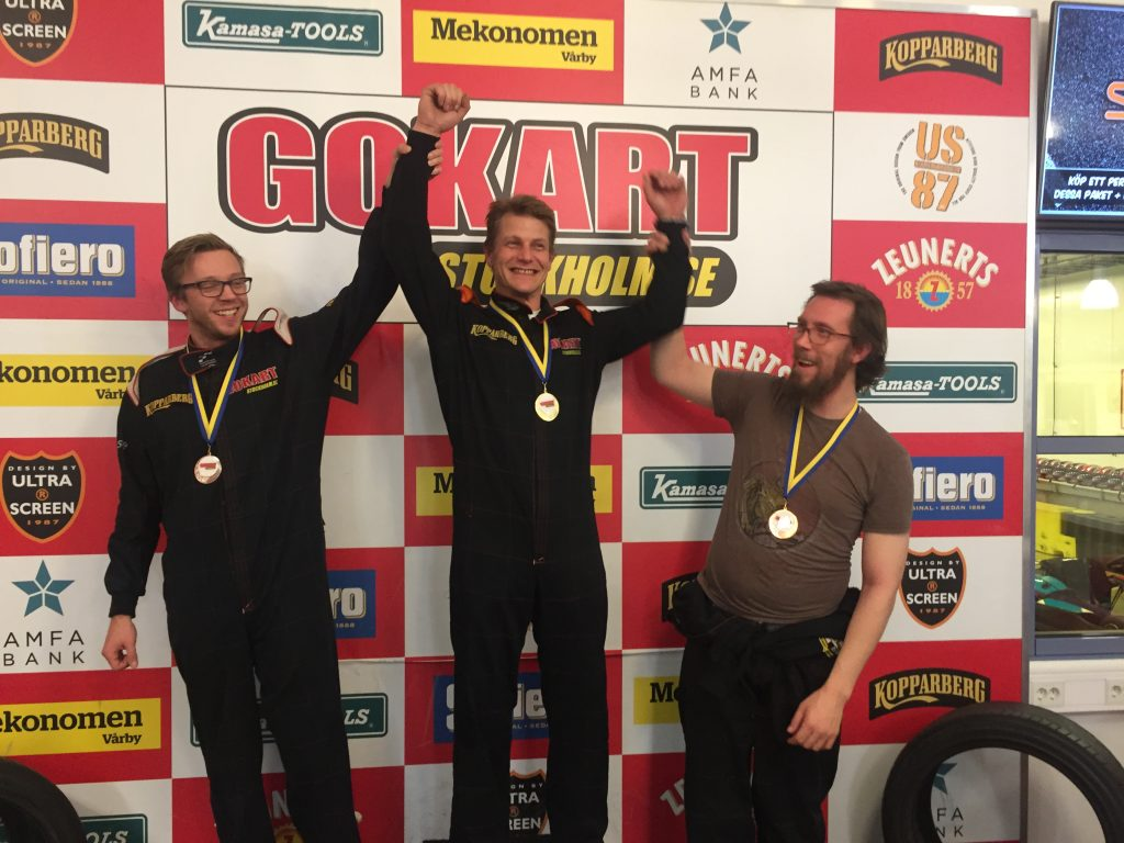 Gokart Umeå Tävling